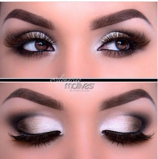 Makeup For Brown Eyes The Young Shopaholic