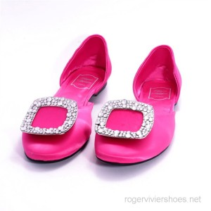 Roger-Vivier-Women-Flat-Dress-Shoes-Pink-RV004-4670