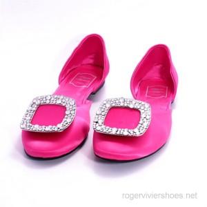 Roger-Vivier-Women-Flat-Dress-Shoes-Pink-RV004-4670