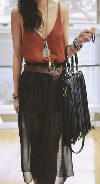 What's Trending? High Waisted Skirts! – The Young Shopaholic