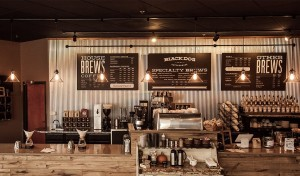 black dog coffee house