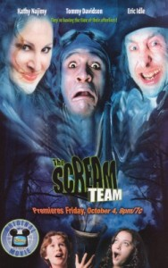 Scream_Team_Promo_Poster