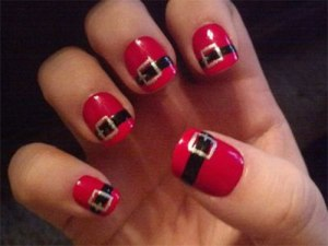 santa-belt-nail-art-designs-ideas-stickers-xmas-nails-30937