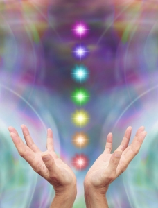Healer and Seven Chakras