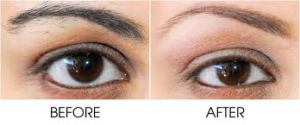 eyebrow-waxing-before-and-after-photo